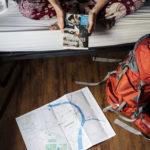 海外旅行や世界一周に持って行くバックパックの容量を考える。30L?40L?モンベル?マウンテントップ?