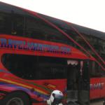 シェムリアップからバンコクにバスで移動した方法