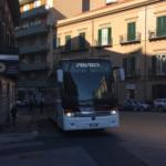 パレルモからバーリへ夜行バスで移動した方法
