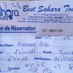 【マラケシュ発】現地で2泊3日のメルズーガ砂漠ツアー値段調査、最安値のツアーを探せ!