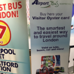 【ロンドン】スタンステッド空港でオイスターカードを購入できる場所