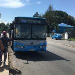 ハバナ(ホセ・マルティ)空港から市内まで格安のバスで行く方法