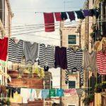 世界一周や海外旅行時の洗濯方法。服なんて3着あれば十分