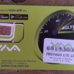 【ボリビア】ラパスでSimカード購入、事前調べより値段が上がっていた