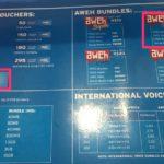【ナミビア】ホセア・クタコ(ウィントフック)国際空港でSimカード購入