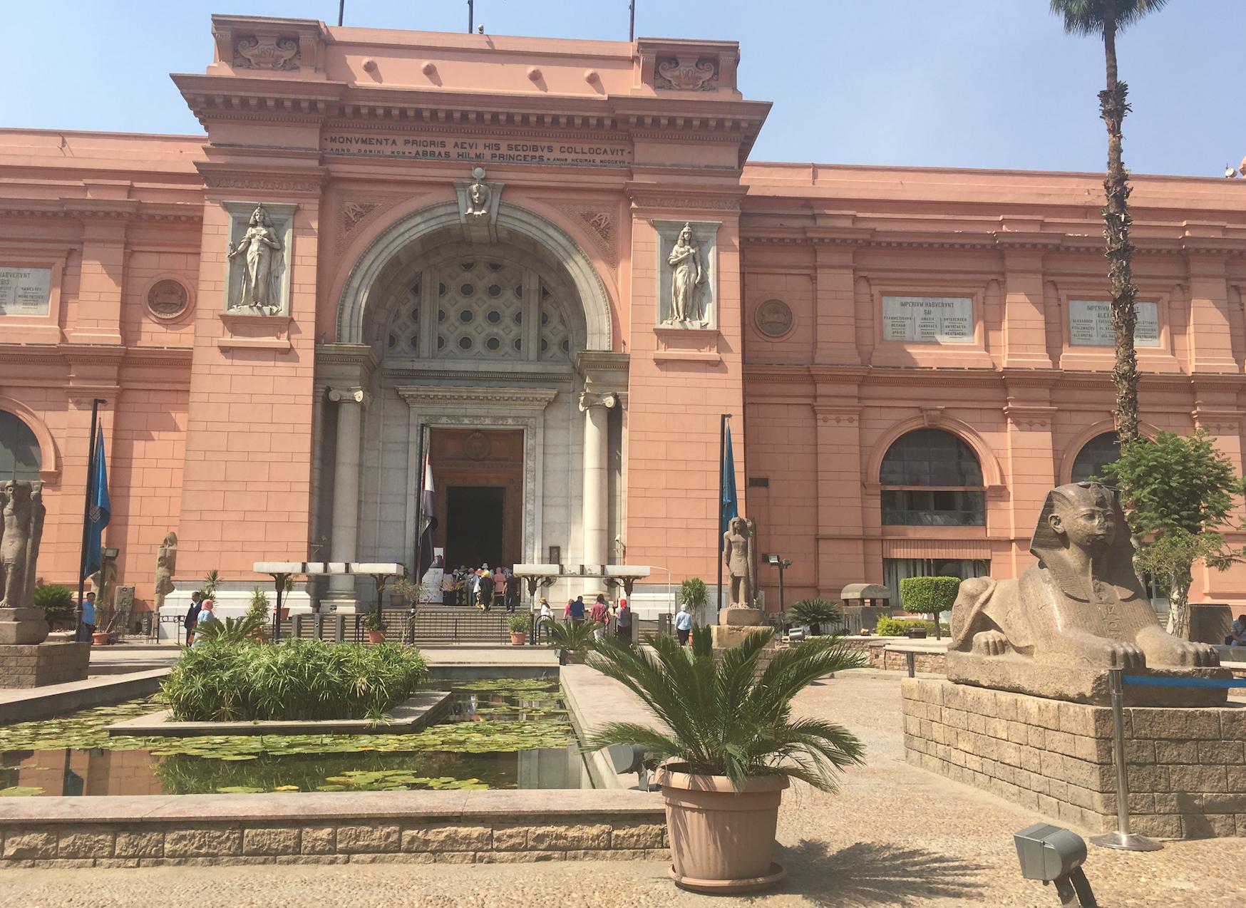 エジプト考古学博物館でミイラを見よう!